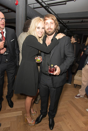 "Juno Temple, Alexandre Aja 2013 Toronto International Film Festival - ""Horns"" - AMC STORYS Toronto, Canada - 06.09.13"