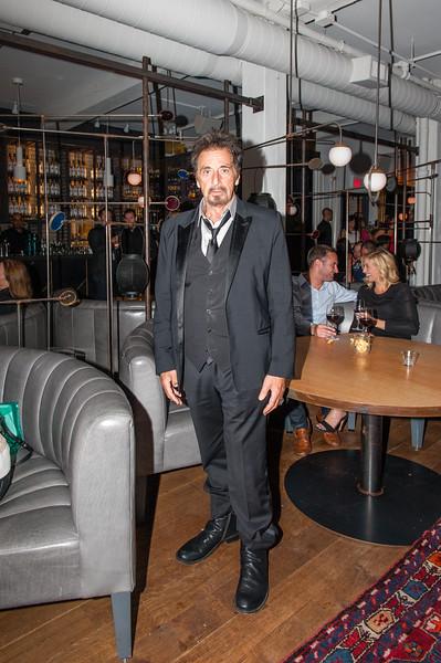 "Al Pacino 2014 Toronto International Film Festival - ""Manglehorn"" - STORYS Toronto, Canada - 06.09.14"