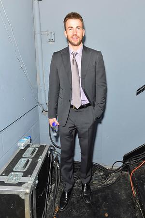 "Chris Evans 2012 Toronto Film Festival - ""The Iceman"" - AMC STORYS Toronto, Canada - 10.09.12"