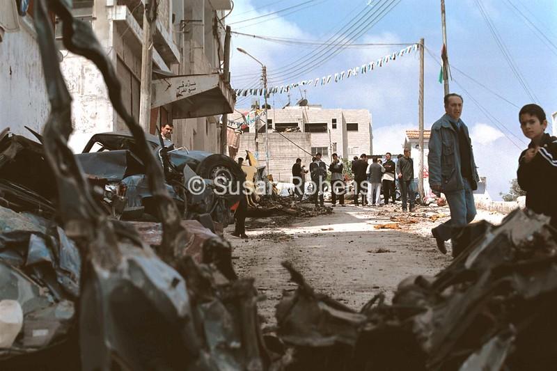 Nablus Bombing
