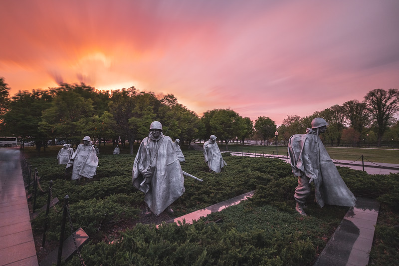 Korean Veterans War Memorial