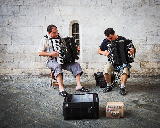 Accordion Duet