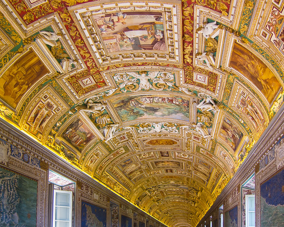 Vatican Map Room