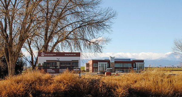 Indian Peaks Medical Center, 4942 Colo. Highway 52, Frederick, CO  ****
