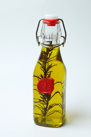 250 ml Rosemary Infused Virgin Olive Oil $15