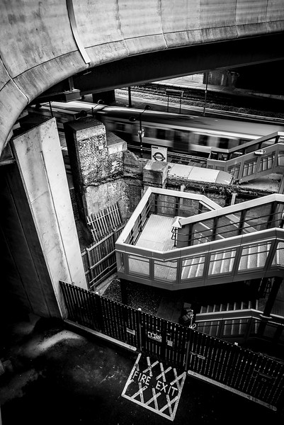 Paddington station, Lonod, GB.
