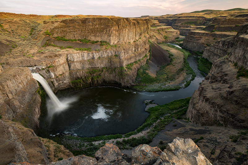 Palouse Falls, Washington, USA