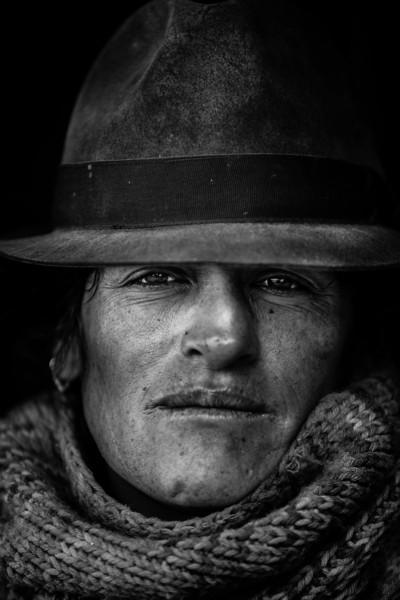 Portrait of a Quechua Woman 2