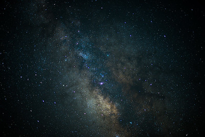 Milky Way Core