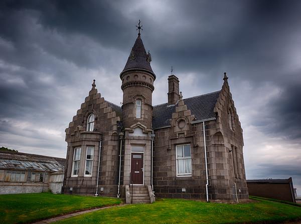 Gravkapell, Aberdeen