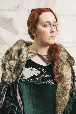 Sansa Stark cosplay by @alias_cosplay (Instagram)