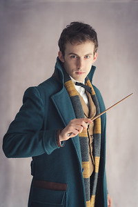 Newt Scamander cosplay by @michaelburson (Instagram) of @michayleycosplay (Facebook)