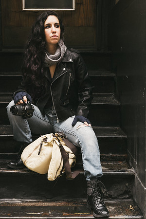 Jessica Jones cosplay (IG: @littlestargirl)