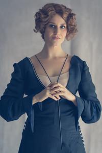 Queenie Goldstein cosplay by @hobbitparty (Instagram) and @michayleycosplay (Facebook)