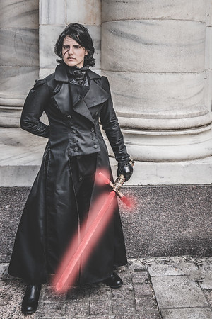 Regency-style Kylo Ren (IG: @kylo_lyn; original fan art by #therealmcgee)