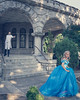 Cinderella cosplay featuring Sam Wagster (IG: @samwagster) as Prince Charming and Elendriel (IG: @elendriel_alastair) as Cinderella