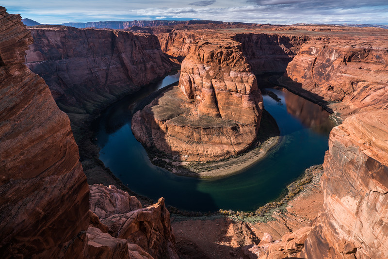 Horseshoe Bend Colorado RIver - Page, Arizona