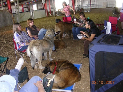 Frontier Leos in Denton 2007
