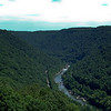 New River Gorge in West Virginia