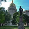 State Capitol building in Charleston, WV