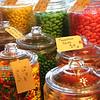 Candy Jars in Shipshewana, Indiana