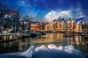 Amsterdam City of Wonder | Winter Wonderland Canals Architecture