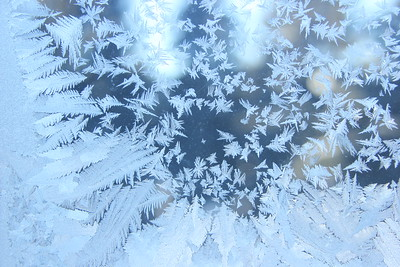 Frosted Panes