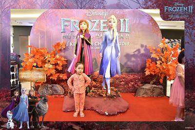 Frozen 2 Premiere @ CGV Vincom Tran Duy Hung | instant print photo booth in Hanoi | Chụp ảnh in hình lấy liền Sự kiện tại Hà Nội| Photobooth Hanoi
