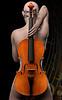 Surreal Violin