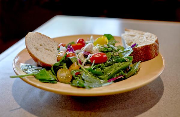 Fresh Organic Salad