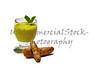 Antioxidant Smoothie with Tumeric Root