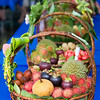 Entries in the fruit basket competition.