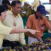 Mangosteen judges make the first cut.