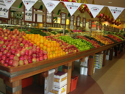 Fruit and Vegtable shops