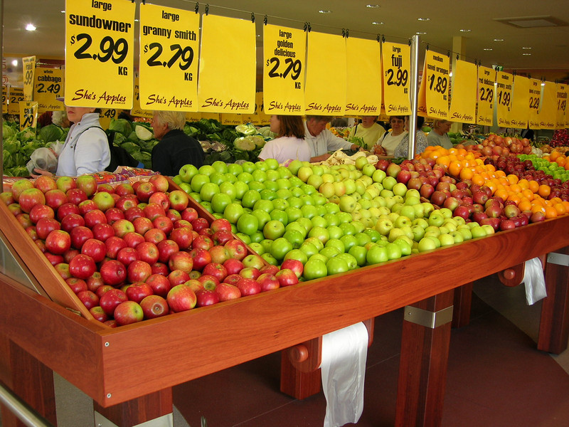 She's Apples Fruit Market at Gawler