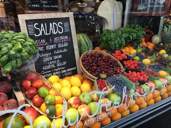 Salads, Amsterdam, The Netherlands