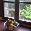 Bowl of Fruit, Tuscany Farmhouse, Italy