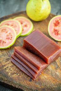 Slices Of Guava, Sweet Known By Goiabada, A Typical Brazilian Sweet Common In The State Of Minas Ger