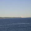 Mt. Rainer from the ferry.