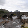 Sligachan Bridge and river - 03