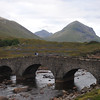 Sligachan Bridge and river - 17