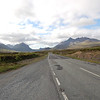 Skye_A87 south of Portree, Skye