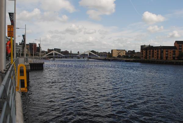 River Clyde walkway Glasgow - 12