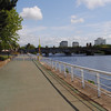 River Clyde walkway Glasgow - 02