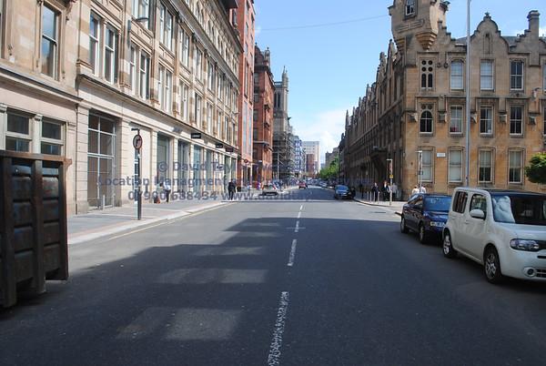 Glasgow Streets - 1