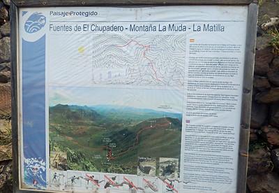 La Matilla Springs Walk