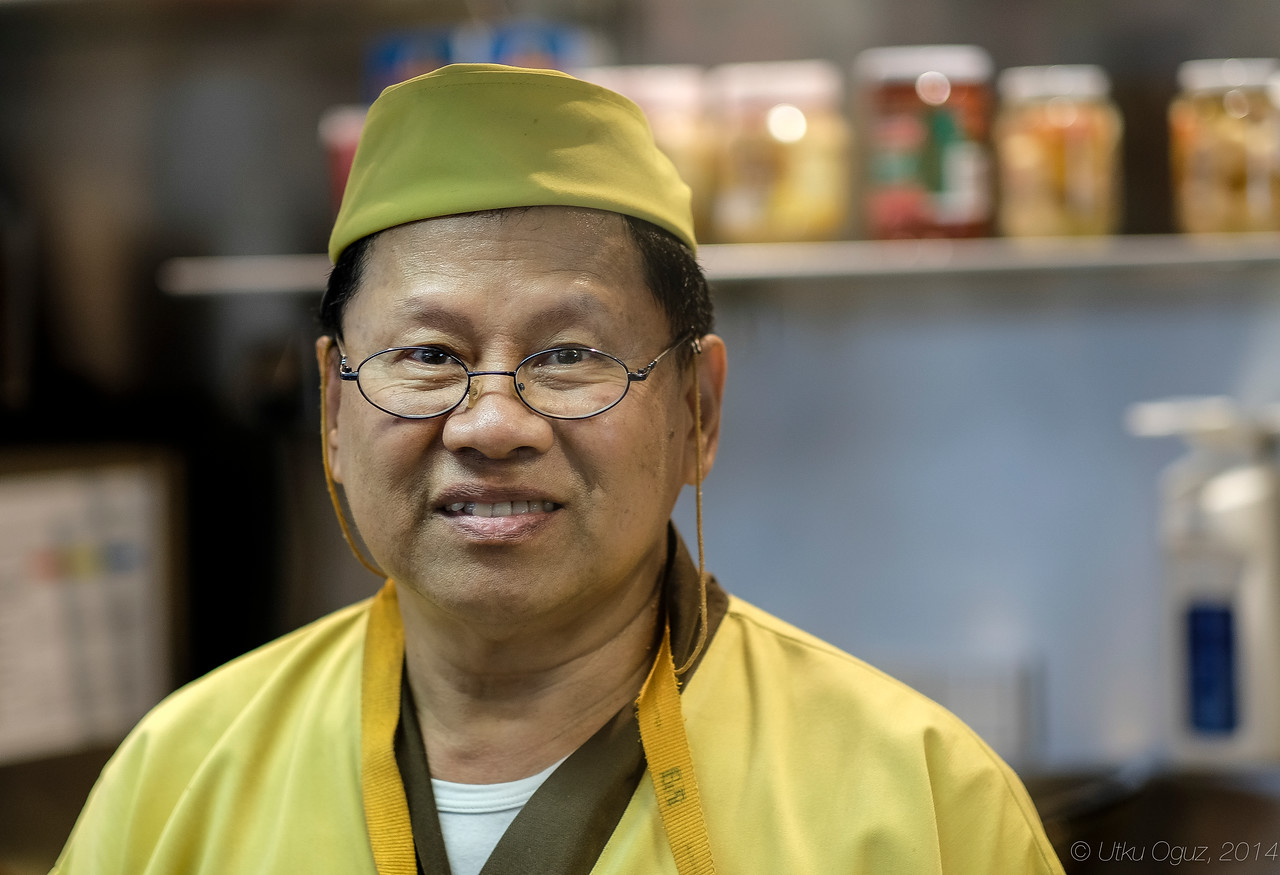 The Thai Cook At The Munich Airport