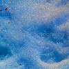 Blue snow Fuji Five Lakes, Yamanashi Prefecture, Japan