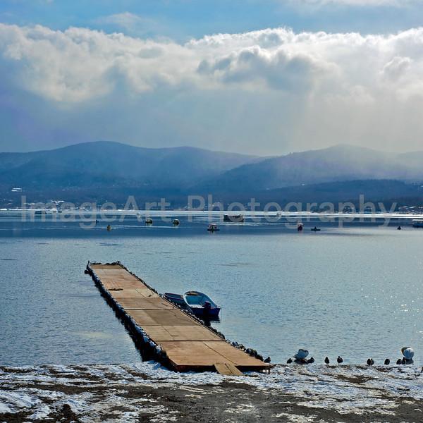 Lake Kawaguchiko, near Mount Fuji, Shizuoka, Japan