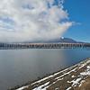 Lake Yamanakako, near Mount Fuji, Shizuoka, Japan